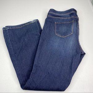 Torrid Slim Boot Jeans Dark Wash